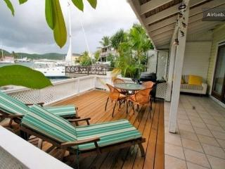lovely villa in south finger steps to jolly beach - Jolly Harbour vacation rentals