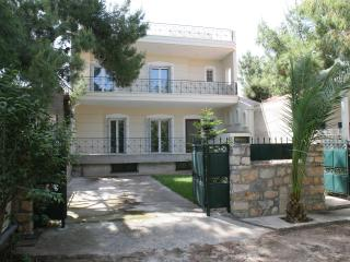 50m from the beach hospitable house. - Artemida vacation rentals