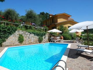 Villa with terrific view - 7 bedrooms - Camaiore vacation rentals