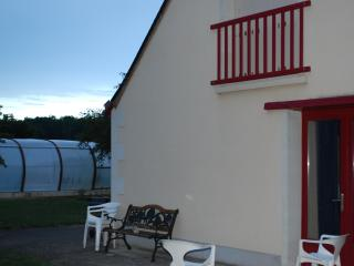 1 bedroom Gite with Internet Access in Jumelles - Jumelles vacation rentals