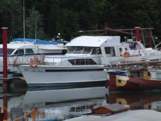 bateau-logement en bord de marne - Torcy vacation rentals