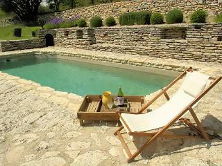 3 bedroom Farmhouse Barn with Internet Access in Buoux - Buoux vacation rentals