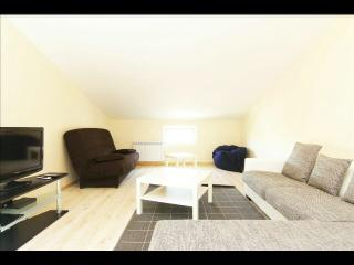 1 bedroom Apartment with Internet Access in Pantin - Pantin vacation rentals