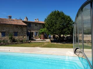 La Remise - Le Mas de la Guite - Saint-Romain-en-Viennois vacation rentals
