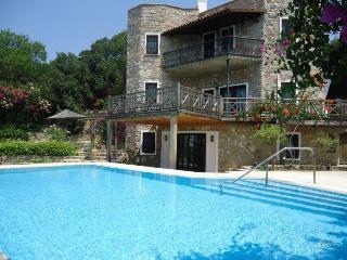 Perfect 6 bedroom Bitez Villa with A/C - Bitez vacation rentals