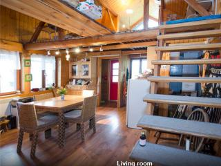 Fairytale Wooden house near Ljubljana very cheep- Matjazeva ponudba-fast interet - Grosuplje vacation rentals