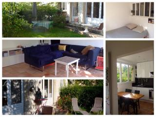 Appartment with garden 10mn from paris centre - Paris vacation rentals