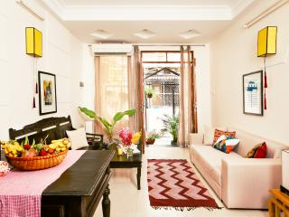 Centre D1- Hidden charms entire house - Spacious 3Br - Ho Chi Minh City vacation rentals