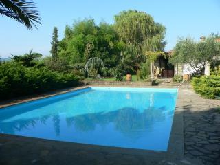 Villa con piscina nelle vicinanze di Roma - Manziana vacation rentals
