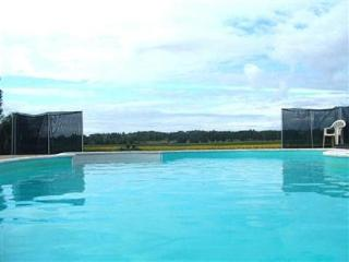 6 bedroom farmhouse with private pool near Duras - Baleyssagues vacation rentals