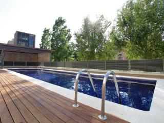 1217 - POOL AND BEACH NICE APARTMENT II - Barcelona vacation rentals
