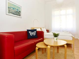 2 Bedroom with small private garden in Samariter neigborhood Friedrichshain - Berlin vacation rentals