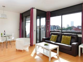 1216 - POOL AND BEACH NICE APARTMENT - Barcelona vacation rentals
