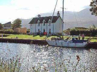The Lock Keepers Cottage-UPPER DECK - Banavie vacation rentals