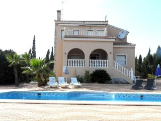Lovely Holiday Home Private Pool Air-con Wi-Fi - Rojales vacation rentals