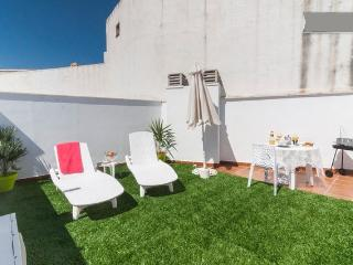 Penthouse Historic Centre Terrace BBQ A/C - Malaga vacation rentals