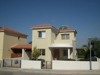 Sunrise Villa at Faros beach, communal pool - Pervolia vacation rentals