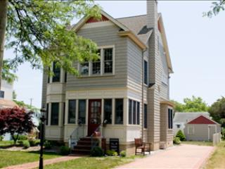 Property 3697 - Four Short Blocks to Beach 3697 - Cape May - rentals