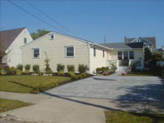 Comfortable Beach Home/Two Blocks from Beach 3390 - Cape May vacation rentals