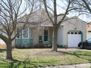 Property 100643 - PET FRIENDLY, QUIET STREET. 100643 - Cape May - rentals