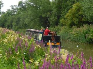 Float by Boat meditative narrowboat retreat - Henley in Arden vacation rentals