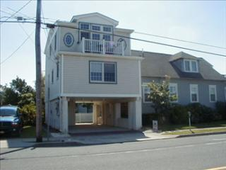 Perfect House with Deck and Internet Access - Cape May vacation rentals