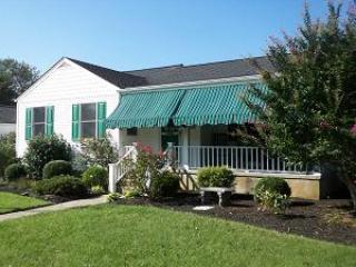 Lovely Cape May House rental with Deck - Cape May vacation rentals