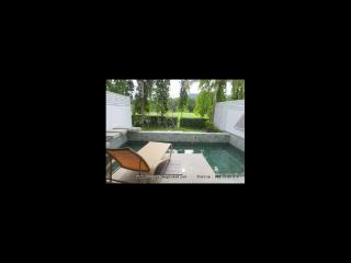 3 bed pool villa on a golf, in Kathu, with private pool - Kathu vacation rentals