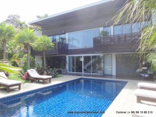 Villa for rent, in Kathu, next to Loch Palm, 3 bedroom, private pool, beautiful garden - Kathu vacation rentals