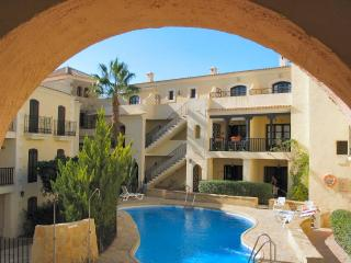Nice Condo with A/C and Satellite Or Cable TV - Villaricos vacation rentals