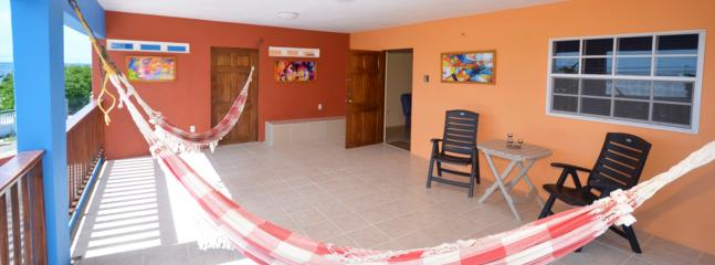 Apt F Two bedroom - Image 1 - Willemstad - rentals