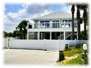 Oceanfront Private 5 Bdr House AUGUST  SPECIALS - New Smyrna Beach vacation rentals