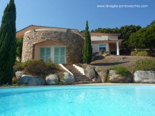 Villa avec piscine et magnifique vue panoramique - Porto-Vecchio vacation rentals