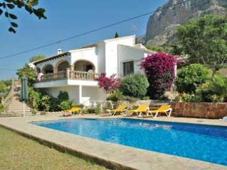 Javea Villa Mimosa, large pool, quiet location - Javea vacation rentals