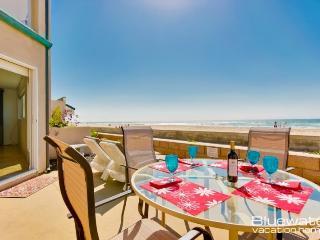 Rockaway Ocean Front Retreat I - Mission Beach - Pacific Beach vacation rentals
