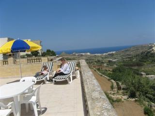 The Penthouse at Villa Kortoll - Xaghra vacation rentals