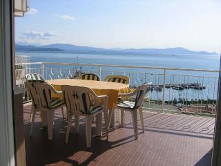 Penthouse of the rising sun overlooking the bay - Gaeta vacation rentals