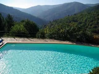 Southern France (Ardèche) : House with a heated pool - Joyeuse vacation rentals