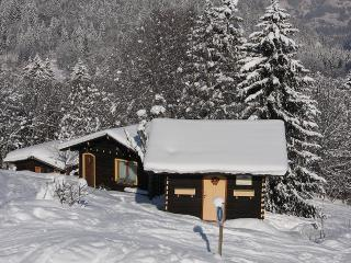 Mountain Cabin - Mazot Jaune - ski in ski out - Les Houches vacation rentals