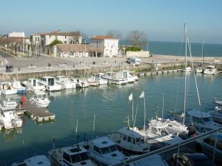 Appartement vue sur le port,2ème étage - La Flotte vacation rentals