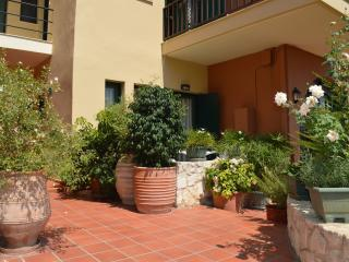 cosy 1BD apartment with garden views - Kalyves vacation rentals