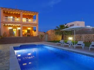 Villa Ibiza, fantastic Ibiza Town villa with pool - Ibiza Town vacation rentals