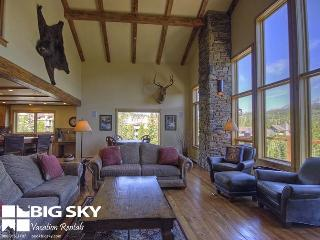 Sunny 3 bedroom House in Big Sky - Big Sky vacation rentals