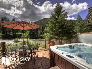 Big Sky Gallatin River | Fly Fishing House - Big Sky vacation rentals