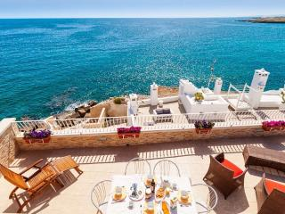 Terrazza Paradiso: Enchanting Seafront Apartment - Monopoli vacation rentals