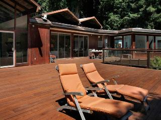 Sunny 3 bedroom Monte Rio House with Internet Access - Monte Rio vacation rentals