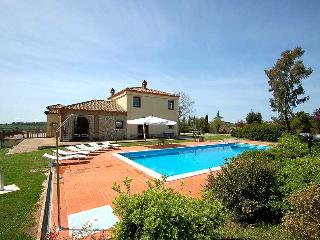 Secluded luxury villa with private pool near Rome - Montebuono vacation rentals