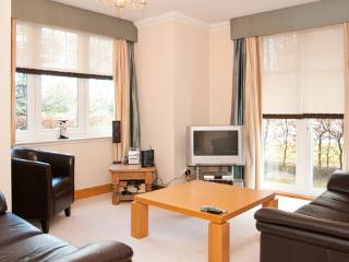 Comfortable 2 bedroom Glasgow Apartment with Internet Access - Glasgow vacation rentals
