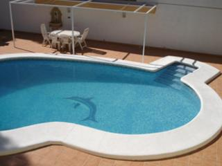 pool viewed from sun terrace - Casa Soleada - Denia - rentals