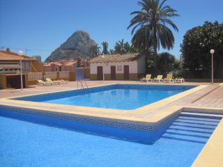 Rez-de-ch.-terrace100m2-plage-BBQ-piscine-tennis - Calpe vacation rentals